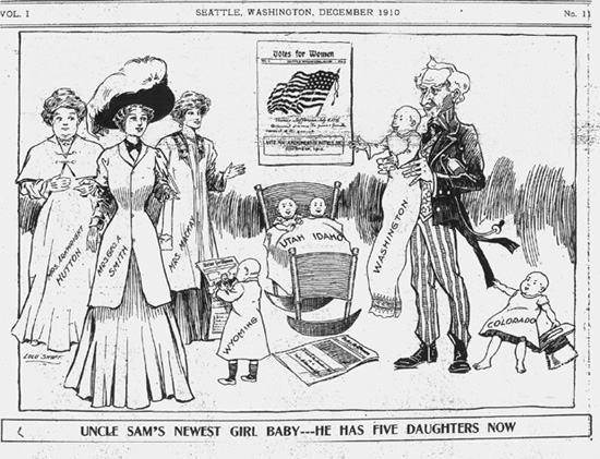 Passed by Congress June 4, 1919, and ratified on August 18, 1920, the 19th amendment granted women the right to vote.