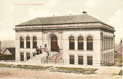 Carnegie Library Everett Washington